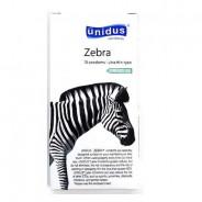 유니더스 지브라(초박형) 10p | UNIDUS