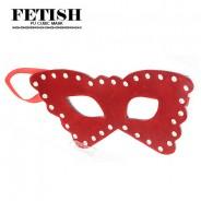 PU 큐빅 가면 (레드) (66) | FETISH