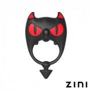 굵은악마 Black - 진동 페니스 링 | ZINI
