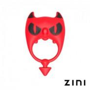 굵은악마 Red - 진동 페니스 링 | ZINI