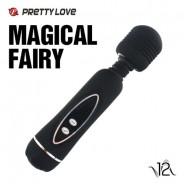 12단진동 매직컬 페어리 (블랙) | Pretty love