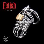 페티시NO.7 남성정조대 | FSTEEL