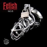 페티시NO.6 남성정조대 | FSTEEL