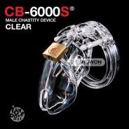 CB-6000S 남성정조대 (클리어) (85) | FSTEEL