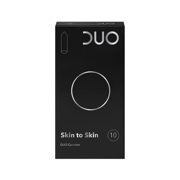 듀오 스킨투스킨 맞춤콘돔 10p(52mm) | DUO