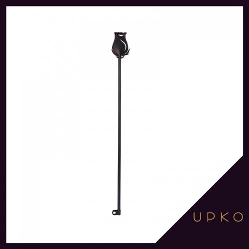 업코 장미 모양 승마용 채찍 | UPKO