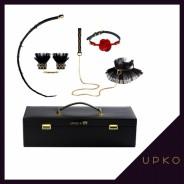 업코 럭셔리&로멘틱 본디지 플레이 키트 | UPKO