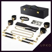 업코 가죽 도구 세트_블랙 | UPKO